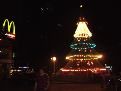 Davao Christmas Tree