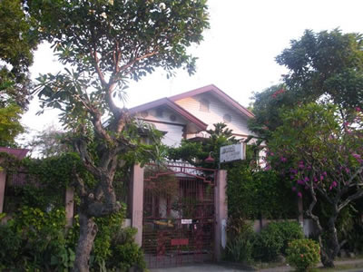 Locsin Dance Studio -- Dacudao Residence -- first mansion in Davao City