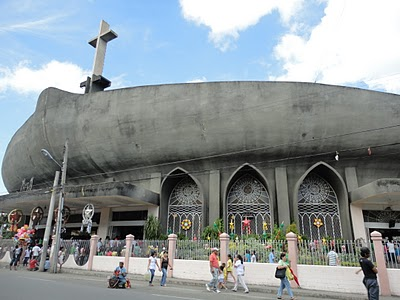 san pedro church -- davao city tour